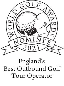 englands best outbound golf tour operator 2021 nominee shield black 256