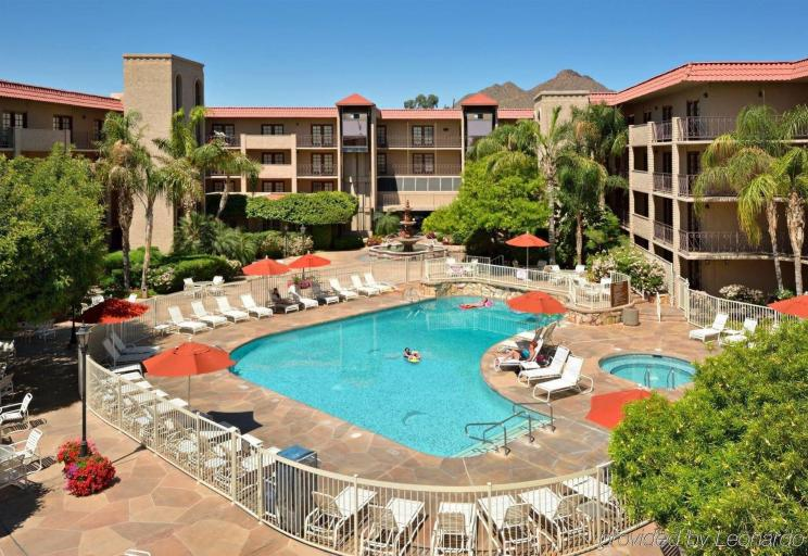 pool Embassy Suites By Hilton Scottsdale Resort photos Exterior