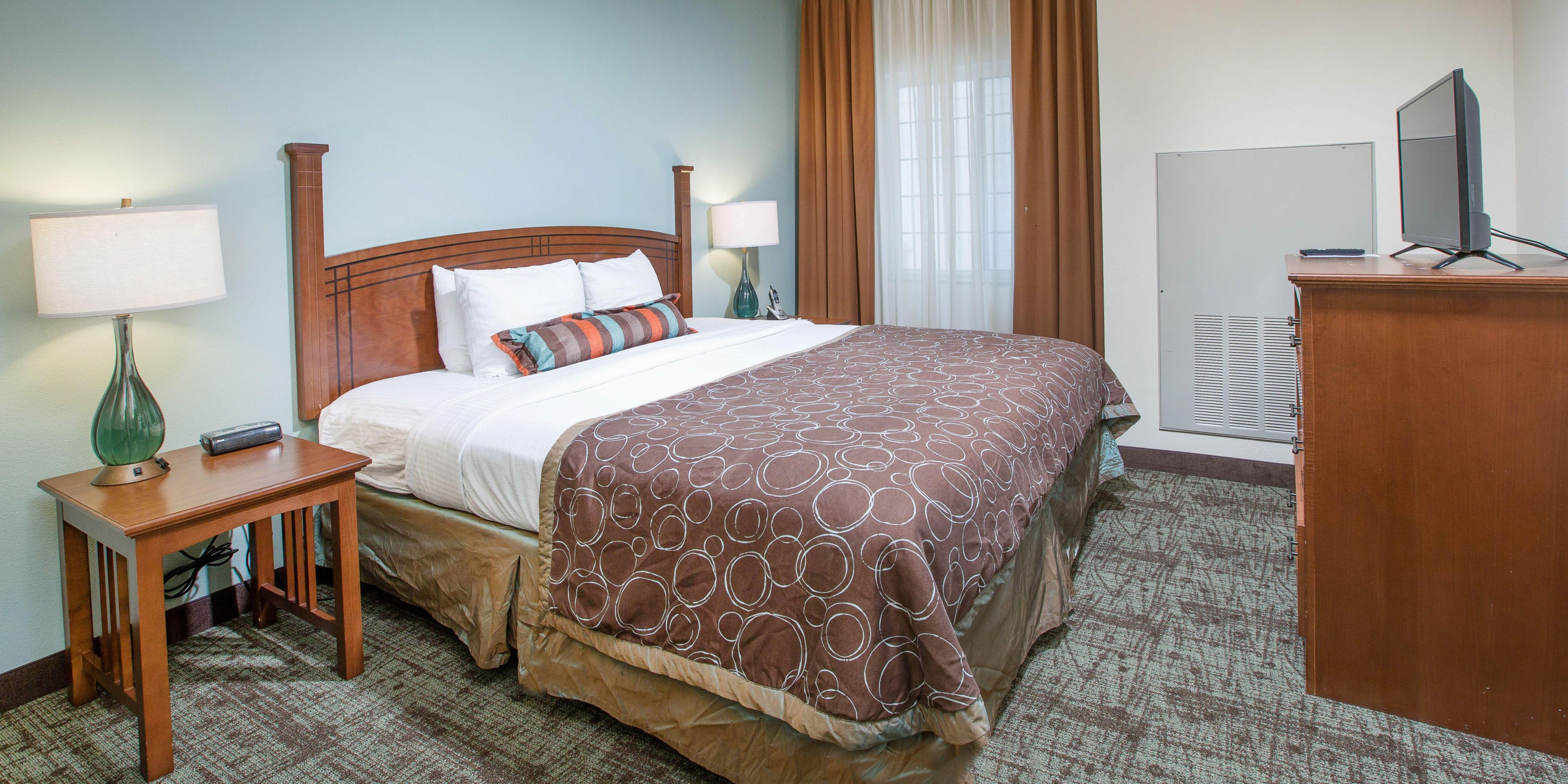staybridge suites augusta bed