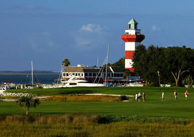 harbour town lighthouse at sea pines resort hilton head island sc 640x450