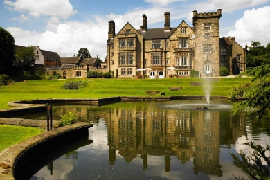 Marriott Breadsall Priory, Nr Derby