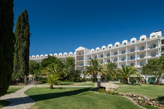 5* Penina, Algarve Coaching, HB with drinks - Gary Pike - Oct 2020
