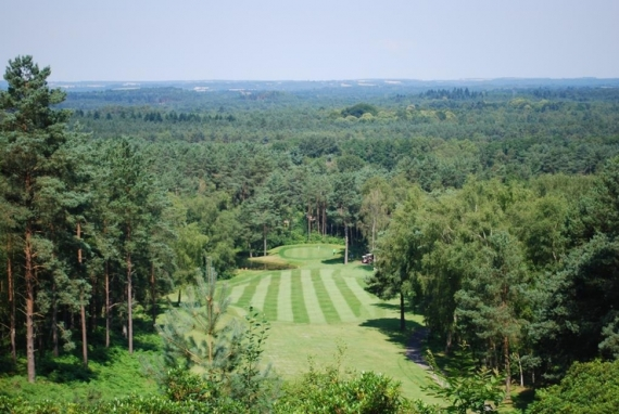 Singles Golf Break - Old Thorns, Hampshire with Mike Bromilow - July 2021