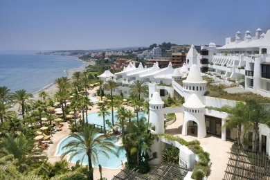 H10 Estepona Palace, Costa del Sol, Spain