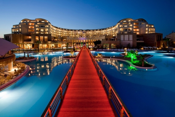 5* Belek, Turkey All Inc Coaching Holiday with Sam Dodds - Oct 2020