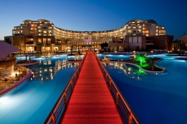 Belek, Turkey 5* All Inclusive Coaching Holiday with Sam Dodds - Oct 2020