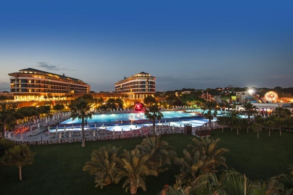 Voyage Belek, Turkey - All Inclusive Coaching Holiday - Sam Dodds - Oct 2018