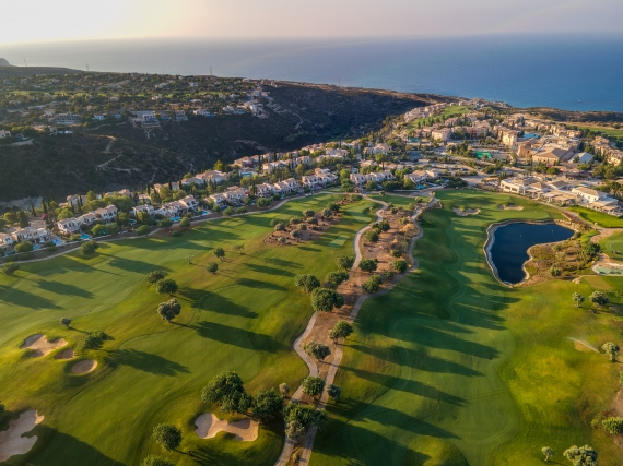 5* Aphrodite Hills, Cyprus All Inclusive Golfing week - Gary Pike - Dec 2021