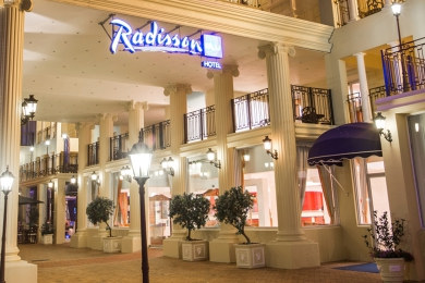 Radisson Blu Le Vendome, Cape Town