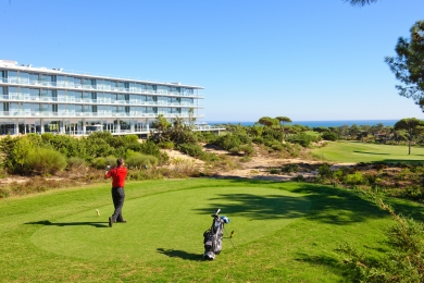 The Oitavos Dunes Hotel, Cascais, Portugal