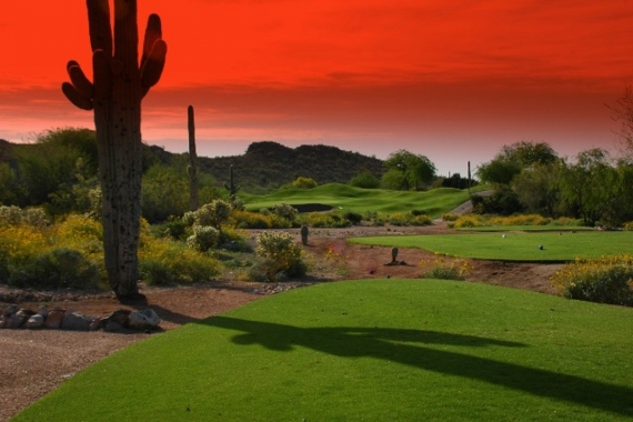 Arizona 'Escorted Club' Golf Tour - Nov 2018