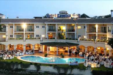 Hotel Tamisa Golf, Mijas Golf, Costa del Sol, Spain