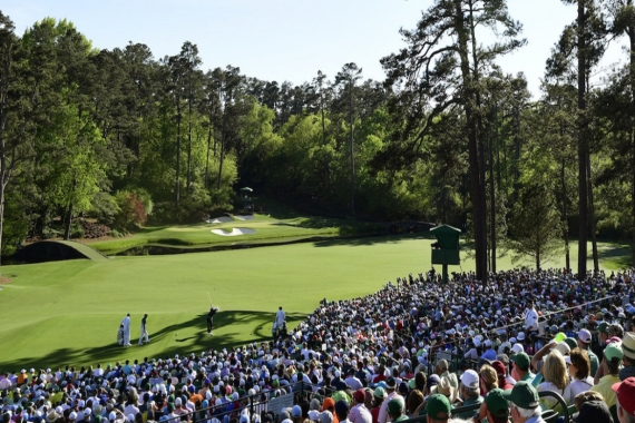 US Masters, stay in Augusta - add Harbour Town option - April 2019
