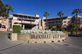 4* Islantilla HB with drinks Coaching Holiday with Mario Luca - Nov 2020