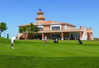 Boa Vista Golf & Spa Resort, West Algarve