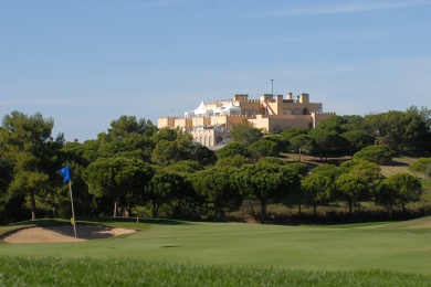 Castro Marim Golf, East Algarve, Portugal