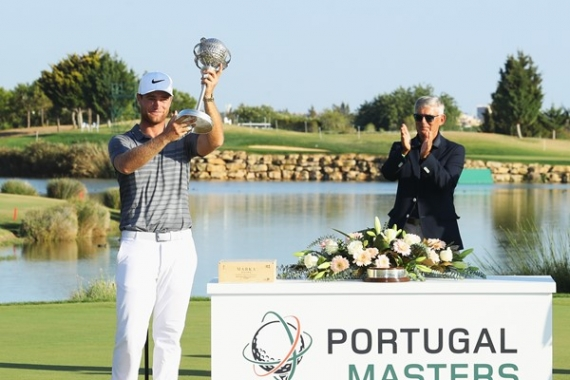 Vilamoura - play Championship Golf + Portugal Masters - Fred Jewsbury - Sept 2018